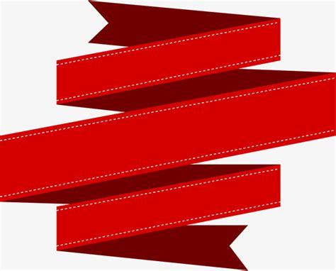 simple ribbon ribbon clipart gules simple png image