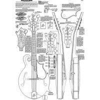 gibson lloyd loar   mandolin plans version  elderly