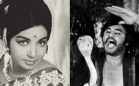is actress jayanthi alive when jayalalithaa turned down rajinikanth s billa indiatoday