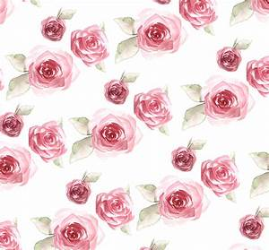 Floral Pattern View Design Background | Seamless Patterns ...