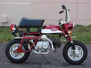 1970 Honda Z50a Monkey Z50