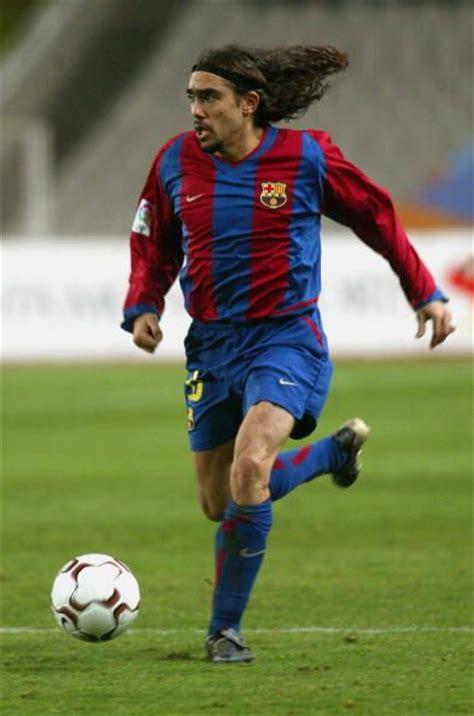 Juan Pablo Sorin [2003] | FC. Barcelona | Pinterest