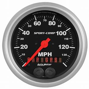 Autometer Gps Speedometer Instructions