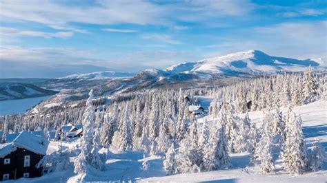 Ļaujies kalnu vilinājumam Zviedrijā!