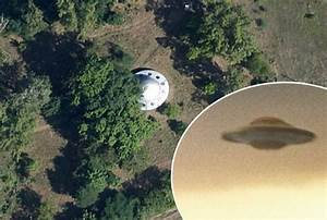UFO expert believes object found in Romania on Google ...