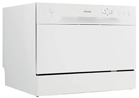 Danby Countertop Dishwasher Reviews by New Model Danby Ddw621wdb Countertop Dishwasher White