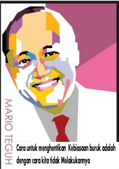 Macam-Macam Motivasi Hidup Mario Teguh