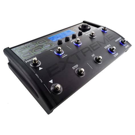Tc Helicon Voicelive 2 Vocal Floor Processor by Tc Helicon Voicelive 3 Vocal And Guitar Processor