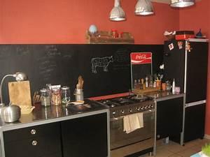 Tableau Noir Ikea : tableau noir cuisine ikea dco tableau noir cuisine ikea bordeaux angle incroyable tableau noir ~ Teatrodelosmanantiales.com Idées de Décoration