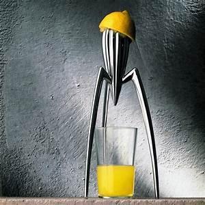 Philippe Starck Oeuvre : presse agrumes juicy salif design par philippe starck ~ Farleysfitness.com Idées de Décoration