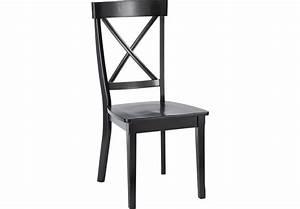 Brynwood Black Side Chair Side Chairs Black Colors