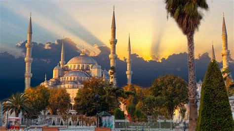 Blue Mosque Wallpaper 4k by Sultan Ahmed Mosque Blue Mosque Istanbul Turkey Stock