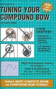 Paper Tuning Chart On Target For Tuning Your Compound Bow Archery Bows