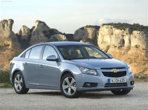 Chevrolet Cruze 2009 by Chevrolet Cruze 2009 Picture 03 1600x1200
