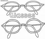 Coloring Glasses Sunglasses Pages Colorings Glass Printable Getdrawings Getcolorings sketch template