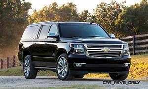 Chevy Introduces Suburban and Tahoe Texas Editions to