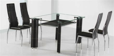 Home furniture Elegant Tempered Glass Dining Table China