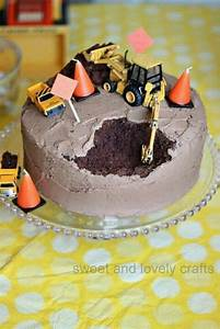 construction cake for Henry's 2nd birthday | ♥Construcción ...