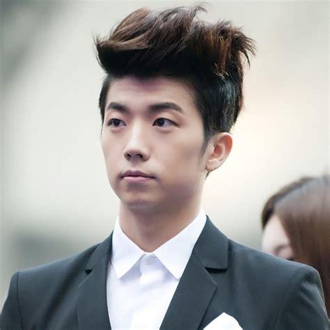 korean hairstyles  men  pop trend