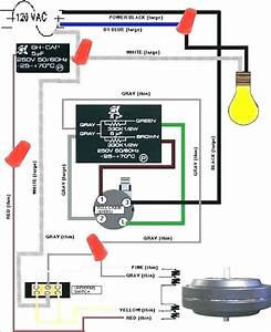 Harbor Breeze Ceiling Fan Light Wiring Diagram