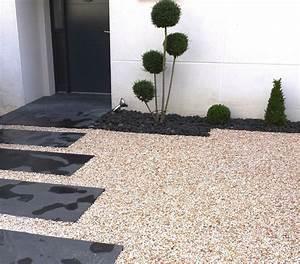 Sculpture De Jardin Contemporaine : une entr e de maison ~ Carolinahurricanesstore.com Idées de Décoration