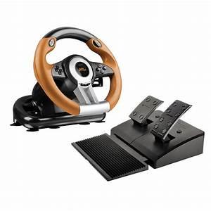 Speedlink Drift OZ Volant PC Speed Link Sur