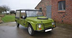 Mehari 4x4 : 1982 citroen mehari 4x4 classic driver market ~ Gottalentnigeria.com Avis de Voitures