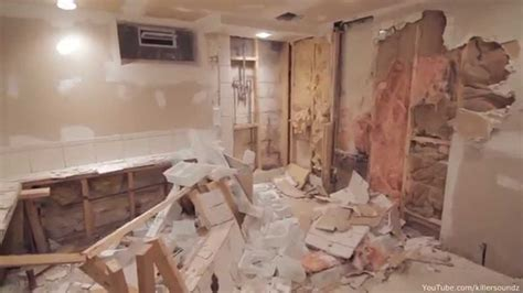 how not to finish a basement epic remodeling fail youtube