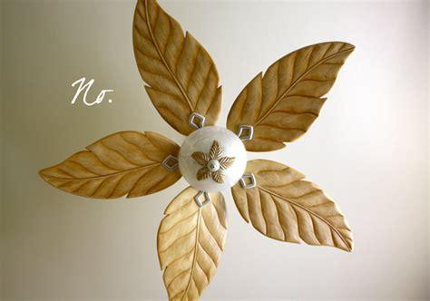 ceiling fans    leaves interior design ideas