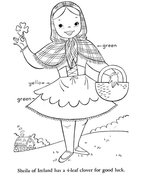 Saint patrick coloring pages for catholic kids. As well as being a celebration of Irish culture, Saint ...