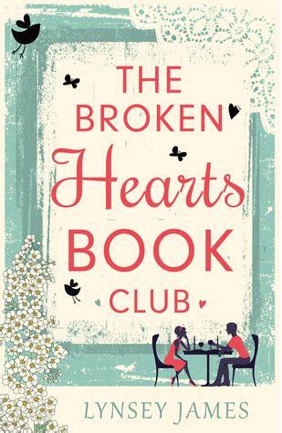 broken hearts book club  lynsey james reviews