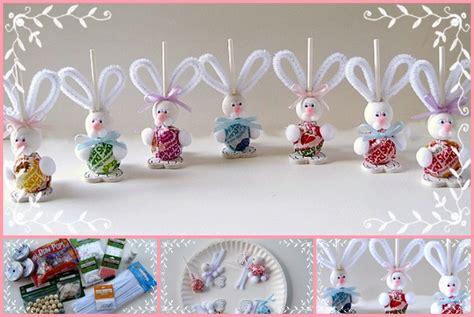 wonderful diy easy easter bunny suckers