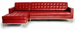 18 stylish modern red sectional sofas With used red sectional sofa