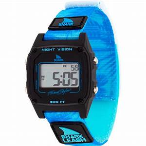 Freestyle Watches Shark Classic Leash Aloha Blue Palms