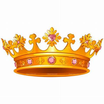 Crown Queen Clipart Clip Yellow Transparent Resolution