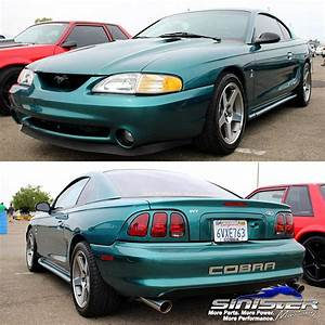 """Sinister Mustang on Twitter: """"Showing some #Pacific #Green love! We spotted this #Sn95 #Cobra at ..."""