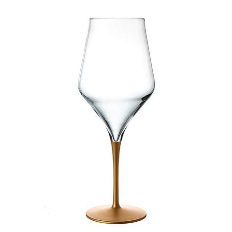 Bicchieri Da Bianco E Rosso by Bicchieri Da Rosso In Cristallo Piatti Adriano