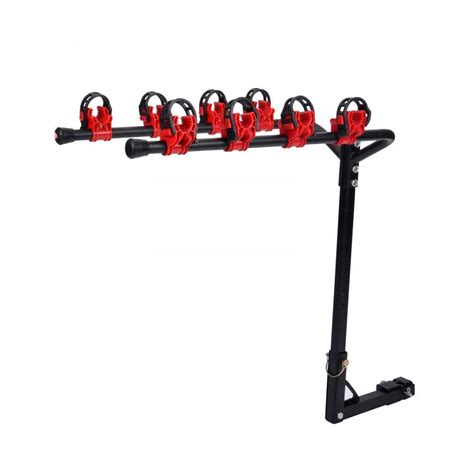 suv bike rack bike rack 4 bicycle hitch mount carrier car truck auto 4