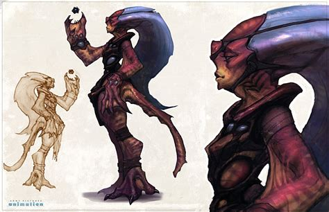 character  creature design notes