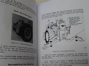 Case 530ck  530 Ck  Loader Backhoe Operators Manual Owners