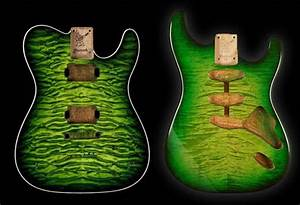 Warmoth Specs  And Which Finish