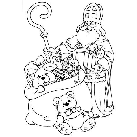 Kleurplaat Sinterklaas 2016 Afdrukken by Sinterklaas Kleurplaten Kleurplatenpagina Nl