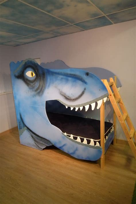 Childrens Dinosaur Bed Baby Bed Pinterest