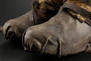 Tusk's (John DeSantis) Boots - Current price: $110
