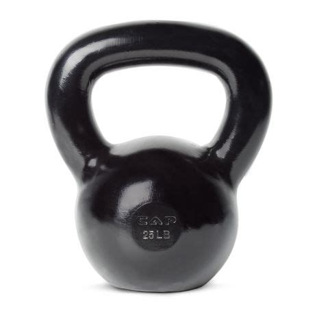 kettlebell lb walmart barbell cap cast zoom amazon coated enamel iron