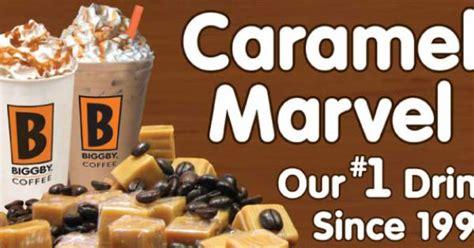 Caramel Marvel!   Drink Great Coffee!   Pinterest   Biggby ...