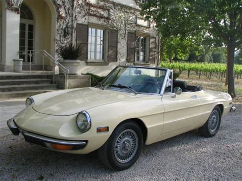 1974 Alfa Romeo Spider by 1974 Alfa Romeo Spider Information And Photos Momentcar