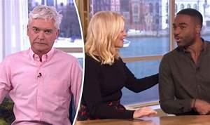 Holly Willoughby's co-host Phillip Schofield REPLACED by ...
