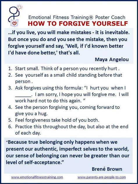 All Worksheets » Self Forgiveness Worksheets  Printable Worksheets Guide For Children And Parents