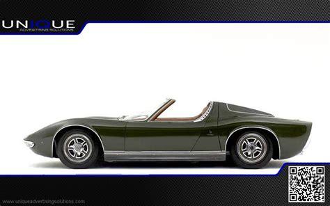 Lamborghini Miura | Lamborghini miura, Toy car, Lamborghini